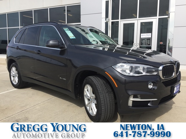 Bmw Of Newton >> Pre Owned 2015 Bmw X5 Xdrive35i